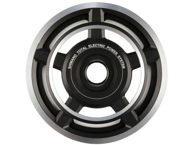 Shimano Steps SM-CRE60 Klinge udvendig beskyttelsesskive, anthracite/silver